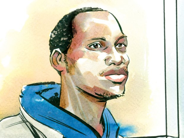 Toronto Eaton Centre shooter seeks new trial over jury-selection process