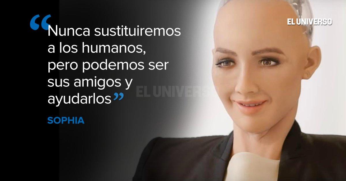 Resultado de imagen para sophia robot humanoide