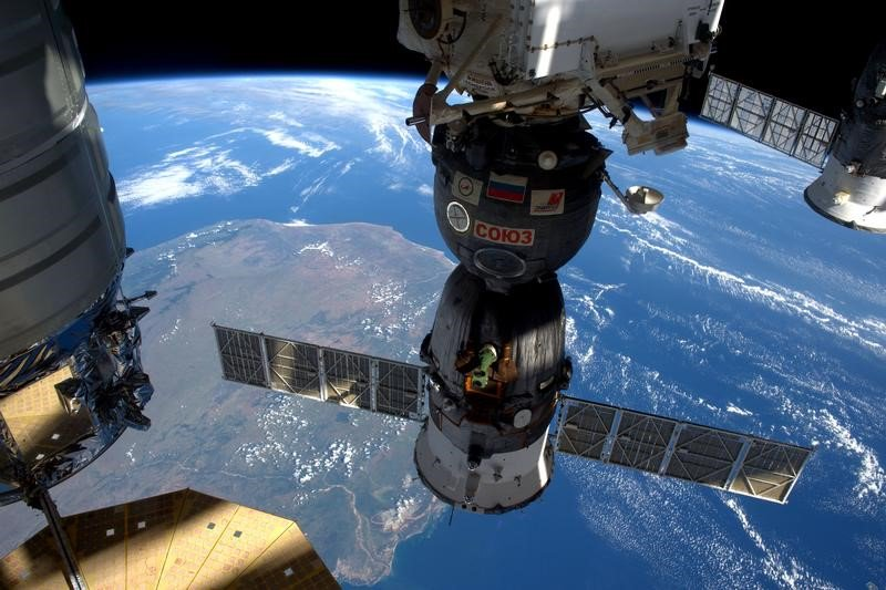 Here's how to watch NASA's live feed of Russia's Progress 67 arrive on the ISS