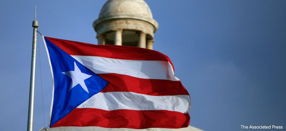 Puerto Rico's governor to hold Sunday referendum on possibility of island's statehood.