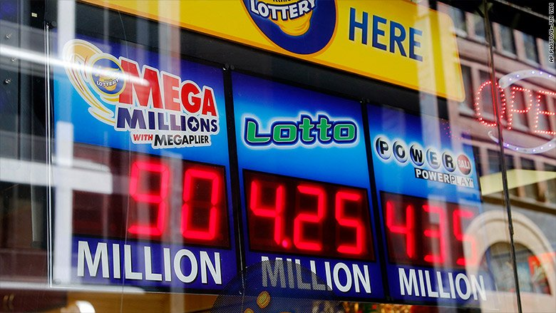 A massive $435 million Powerball jackpot is up for grabs on Saturday