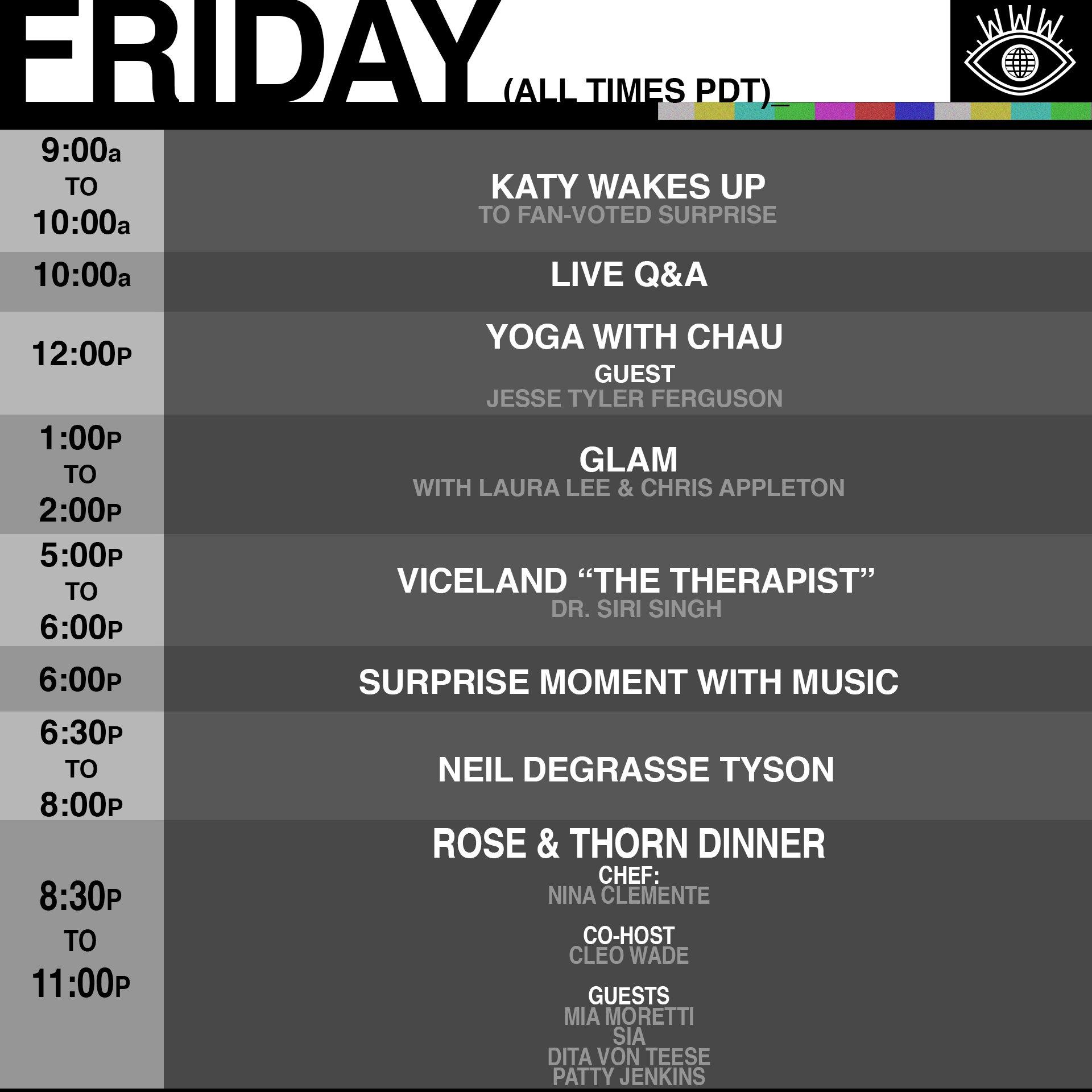 Today on #KPWWW https://t.co/EJOsFazFtu -Team Katy https://t.co/UBh9v7EEgL