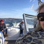 We've had a few good #boatselfie entries! Make sure you share yours out on #windermere this weekend to WIN! https://t.co/H6uO0Yx7x5