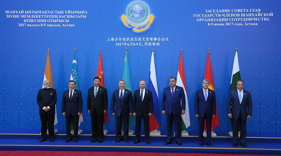 Shanghai Cooperation Organization expands after India & Pakistan join
