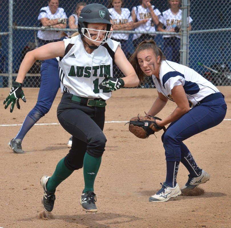 Austin Prep softball beats nemesis St. Mary's