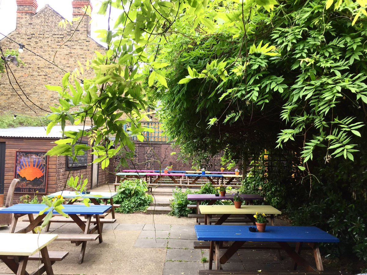 The Sun of Camberwell London's Best Child-Friendly Brunch Spots
