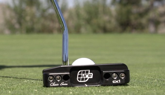 Golf Life Cure Putter Giveaway