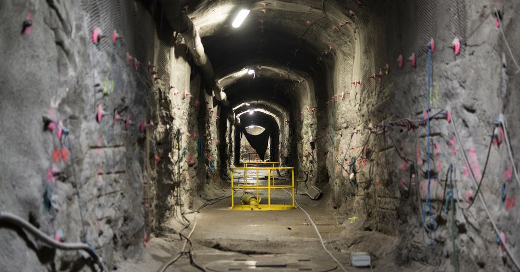 Finland Works, Quietly, to Bury Its Nuclear Reactor Waste