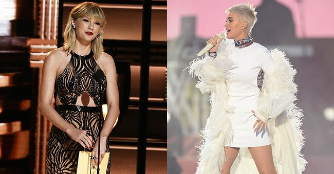 Eep. Taylor Swift may just have pulled the SHADIEST move on Katy Perry...