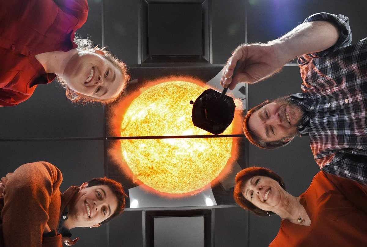 Hopkins APL scientists readying mission to touch the sun