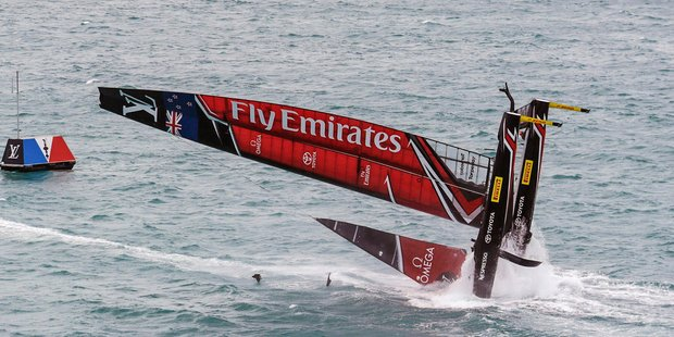 America's Cup: The cat that came back in Bermuda