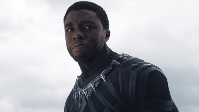 Marvel's BlackPanther unleashed in explosive first teaser