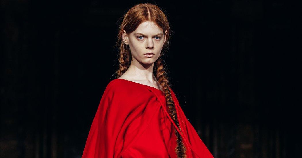 'The Handmaid's Tale' Goes High Fashion