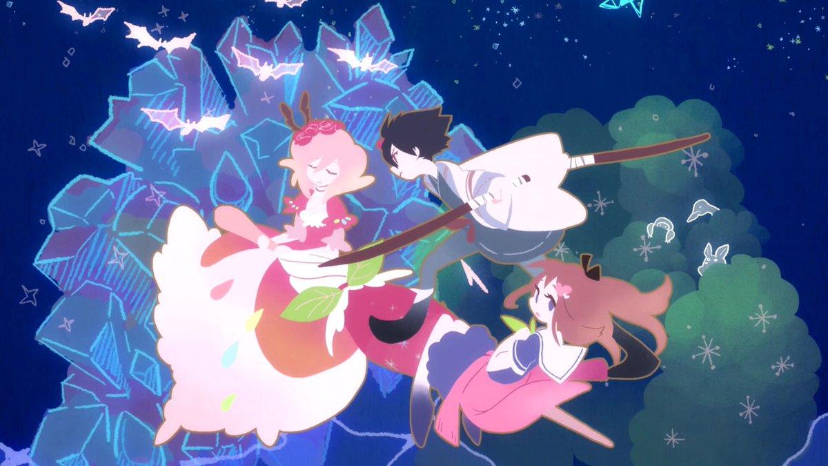 『ローリング☆ガールズ』 #NHKで夕方に再放送してほしいアニメ