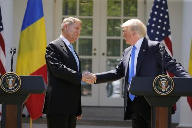 President Trump finally agrees to honor NATO Article 5, defend allies under attack