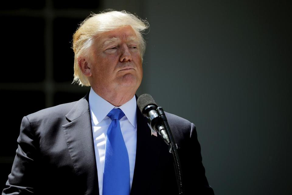 'It's a disaster zone,' says presidential historian