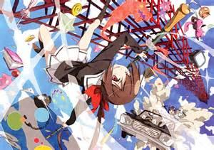 #NHKで夕方に再放送してほしいアニメ京騒戯画とか…どうですかね