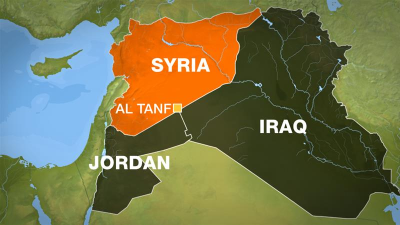 Syrian soldiers push through ISIL, reach Iraqi border