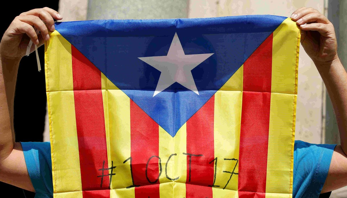 Catalonia calls shock referendum on independence from Spain