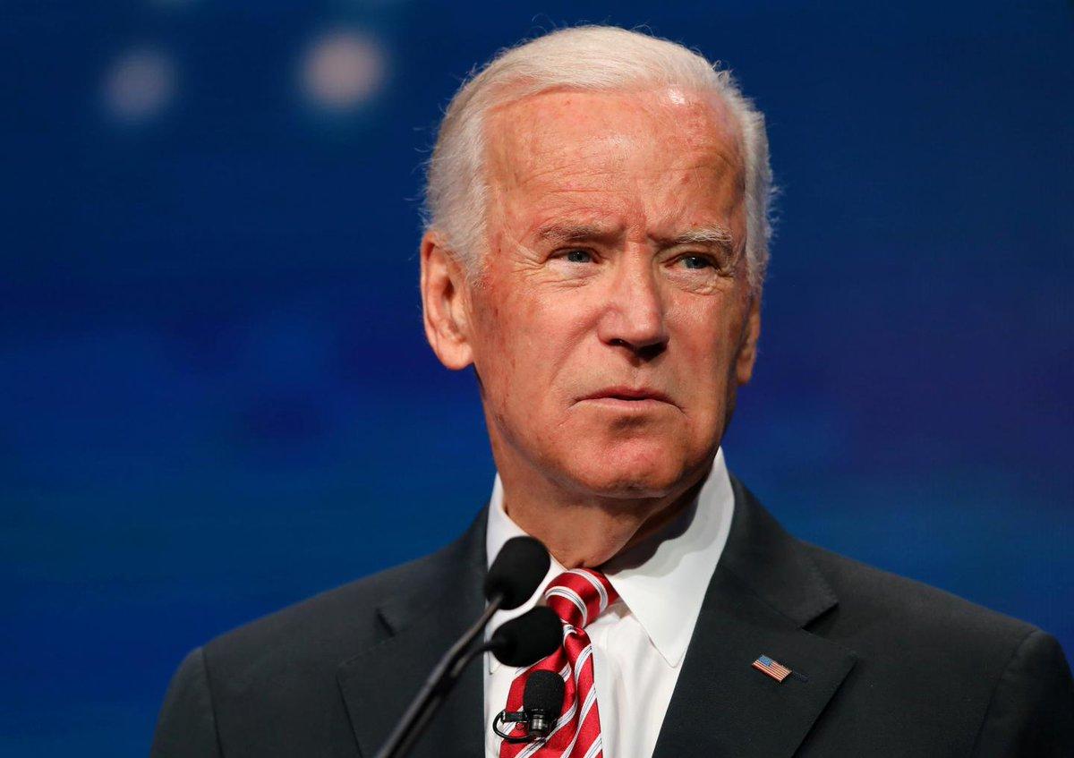 Joe Biden just told former rival Mitt Romney to run for Senate