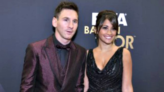 Stars to descend upon Argentine town as Lionel Messi marries childhood sweetheart