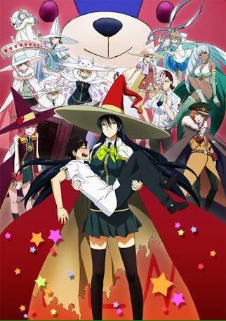 #NHKで夕方に再放送してほしいアニメ ウィッチクラフトワークスもイケるかもしれない。