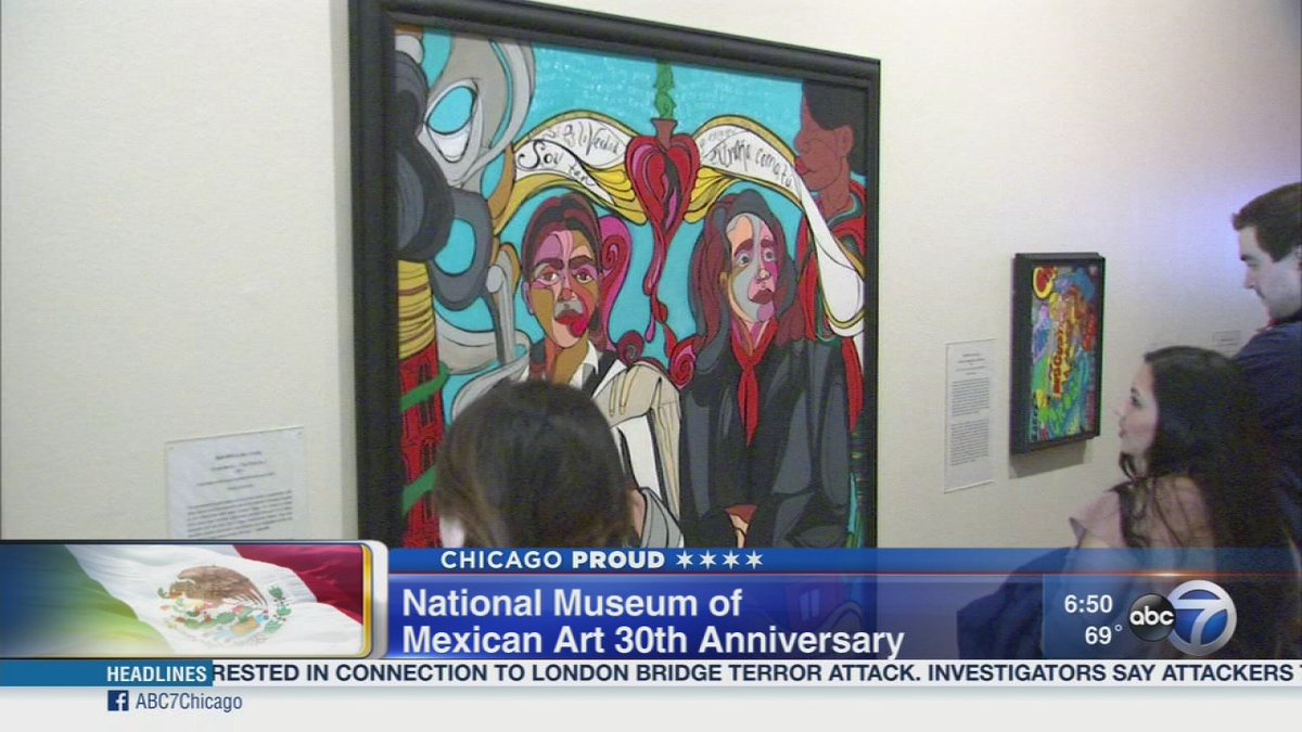 National Museum of Mexican Art celebrates 30th anniversary