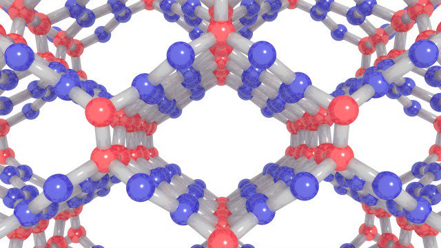 Now, a new form of carbon that is as hard as a rock, but as elastic as rubber