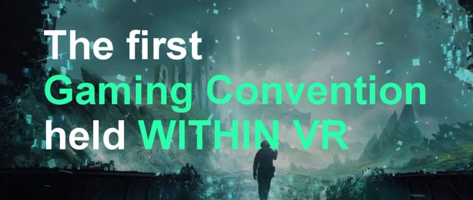 in-VR Gaming Convention