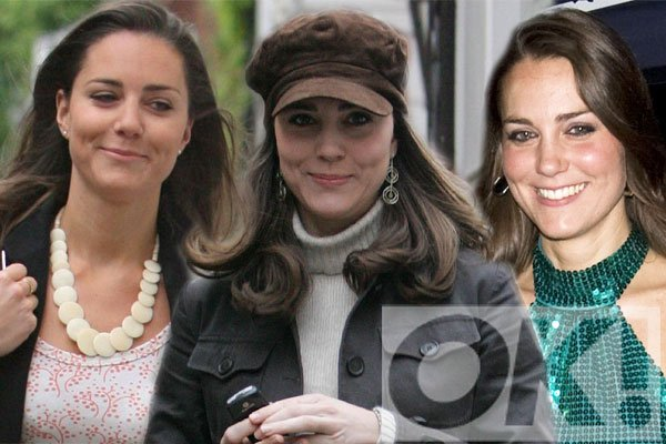Kate Middleton's forgotten fashion history is questionable to say the LEAST