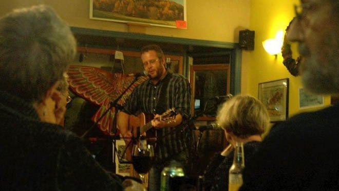 Veterans using the creativity of music and art to heal PTSD: by @perrych