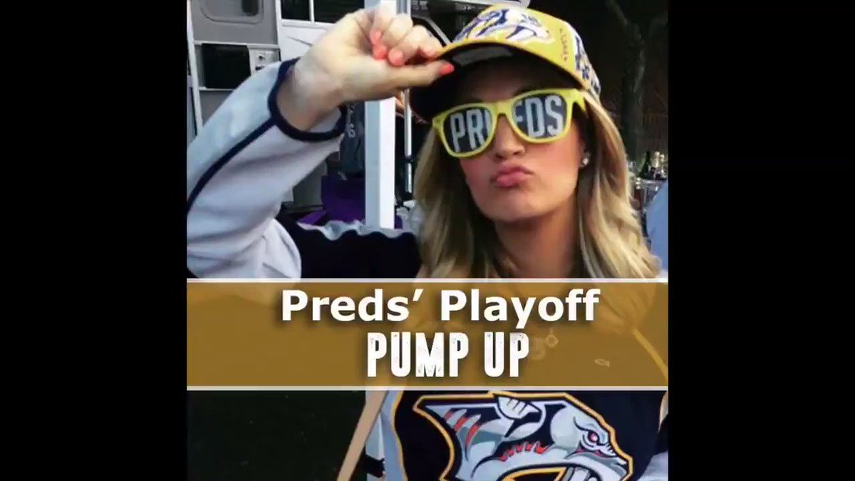 New songs added to my @PredsNHL Playoff Pump Up playlist! #StanleyCup #Smashville