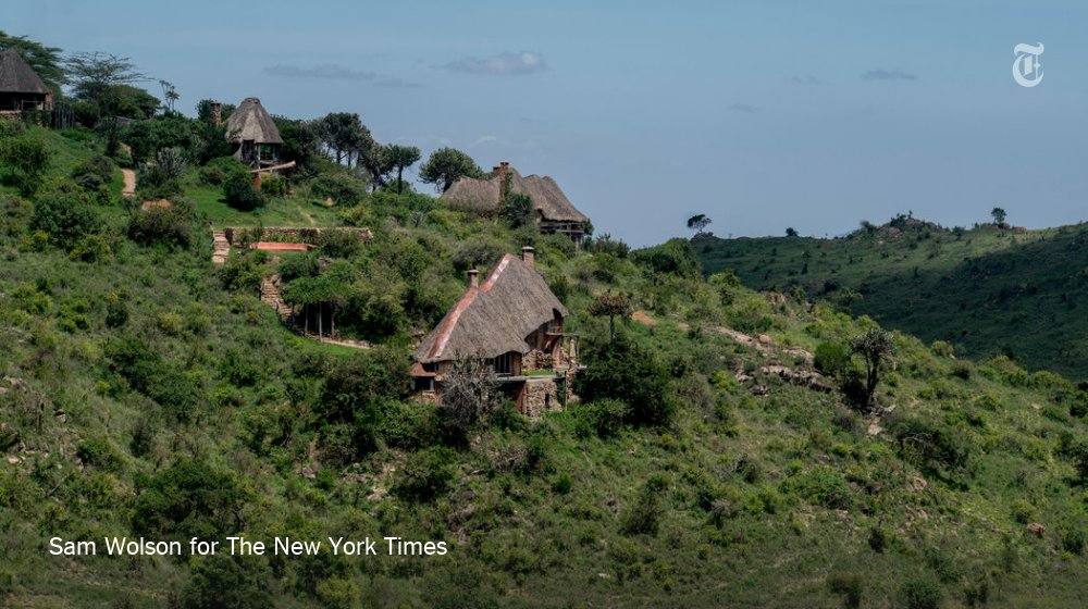 How to spy wildlife, large and small, in the Laikipia region of Kenya. Watch more Daily360: