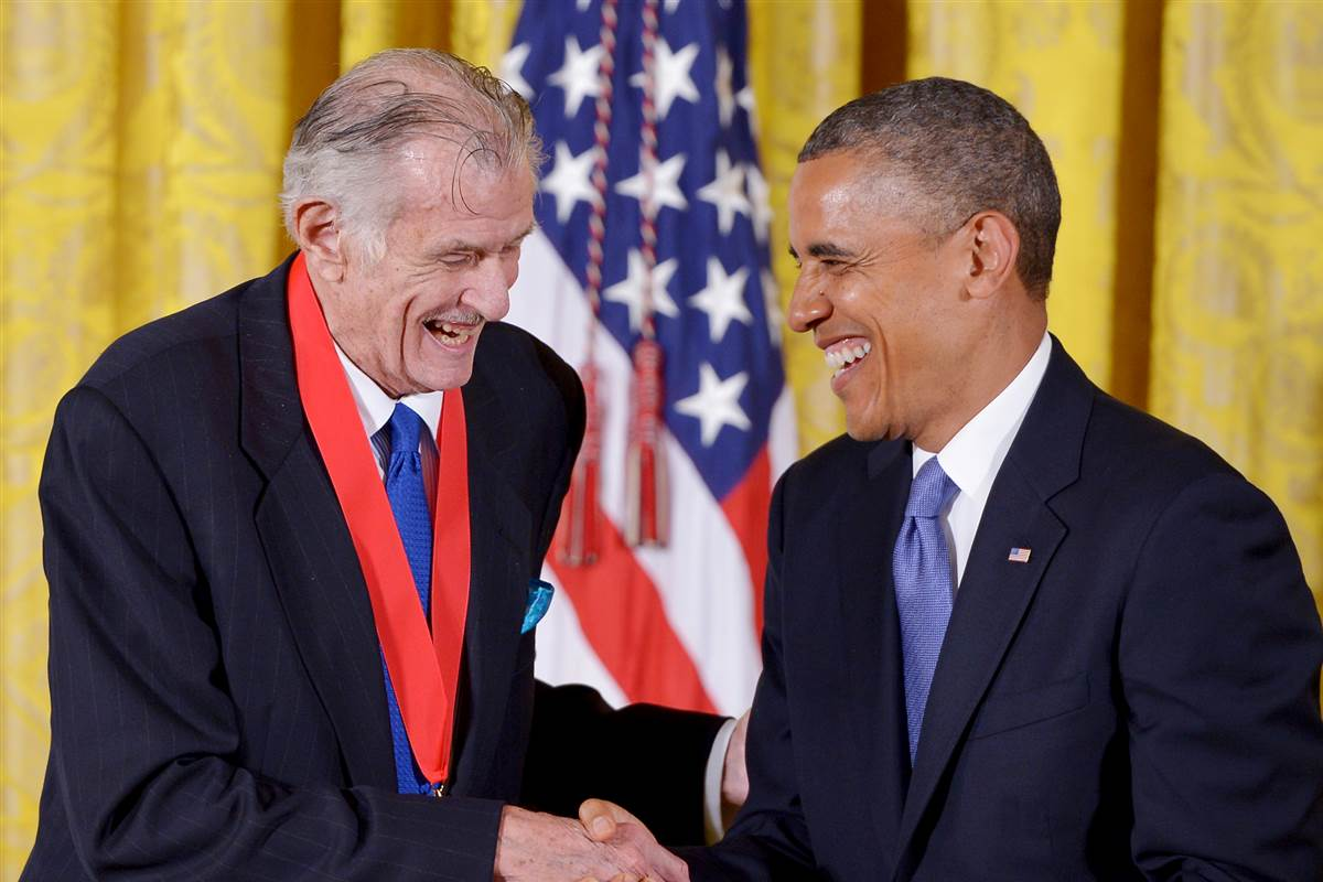 Legendary sports journalist Frank Deford dies at 78