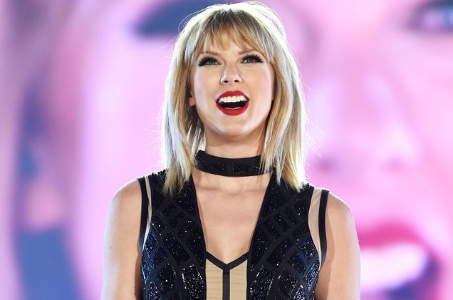 These are 10 times Taylor Swift sang about her dress