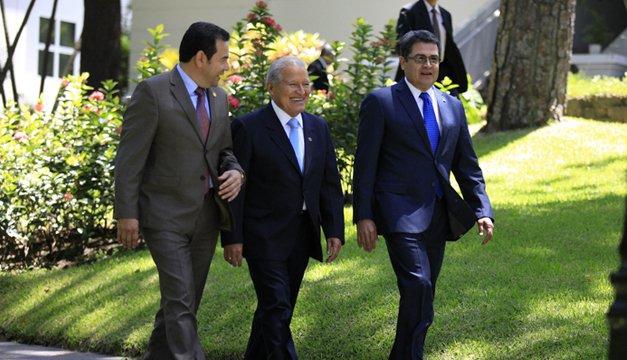 Presidentes de Centroamérica se reunirán en Costa Rica el 29 de junio