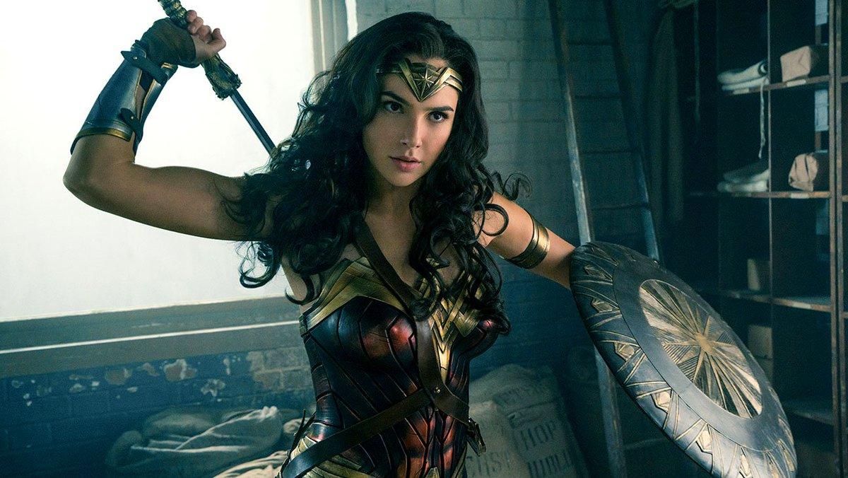 "RT @HeatVisionBlog: WonderWoman review: ""this superhero's aim is true"""