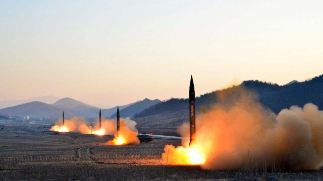 North Korean media announces third successful missile test in just over two weeks
