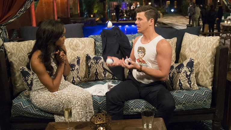 """TheBachelorette: An explainer on """"Whaboom"""" guy's history with Blake E"""