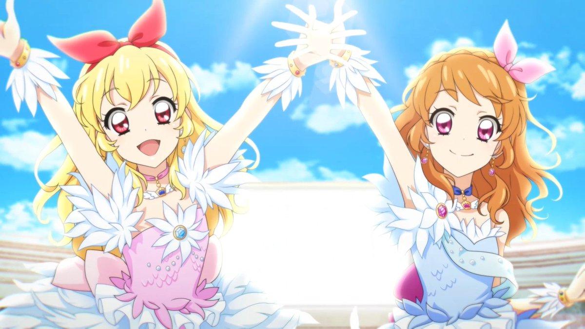 いちごちゃんとあかりちゃんが歌う新曲「星空のフロア」のPVをお届けします♪♪この曲で遊べるフォトカツ!の新イベント「花咲