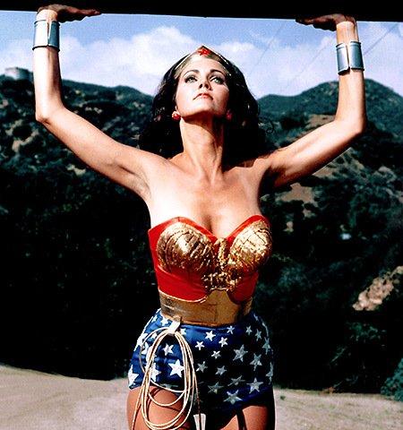 13 WonderWoman looks since the 1940s: