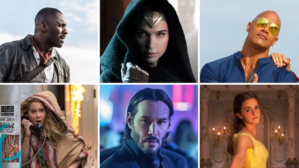 From WonderWoman to TheMummy: 50 of the year's most anticipated movies