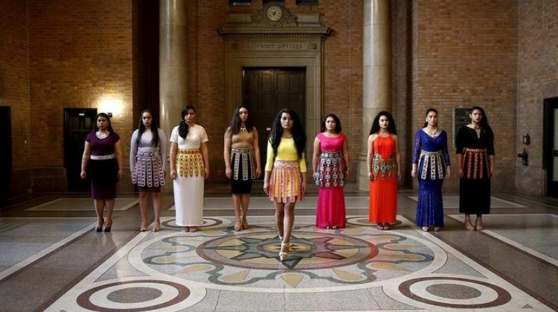 Tongan traditional garments turn contemporary in New Zealand