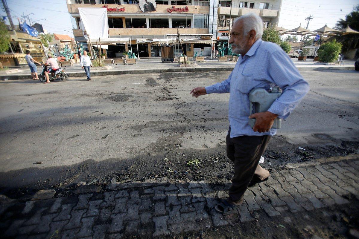 AMPLIAMOS | Al menos trece muertos en un atentado de Estado Islámico en Bagdad