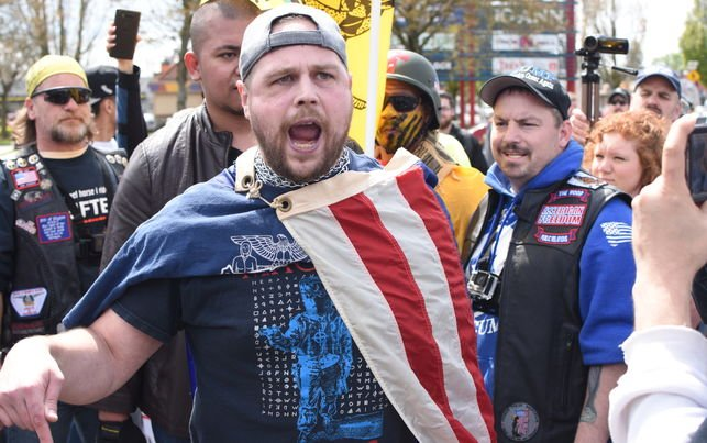 El asesino racista de Portland, un neonazi con antecedentes criminales