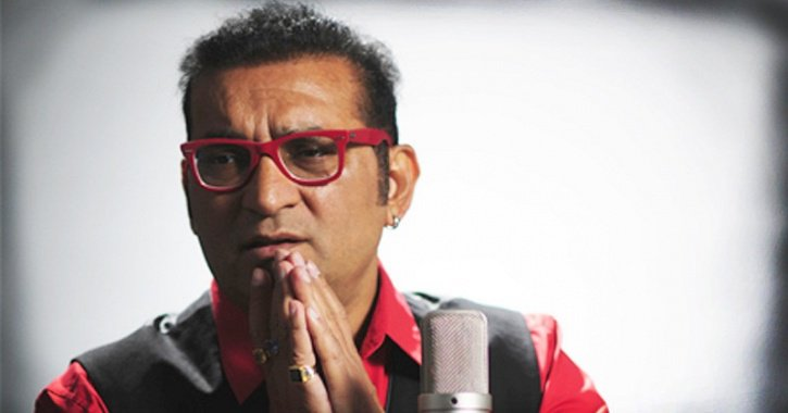Micro-blogging site Twitter has once again suspended singer Abhijeet Bhattacharya's account.