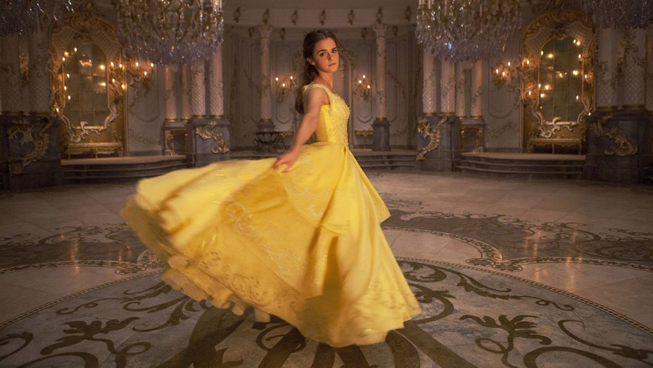 Box-office milestone: BeautyandtheBeast twirls past $500m in the U.S.