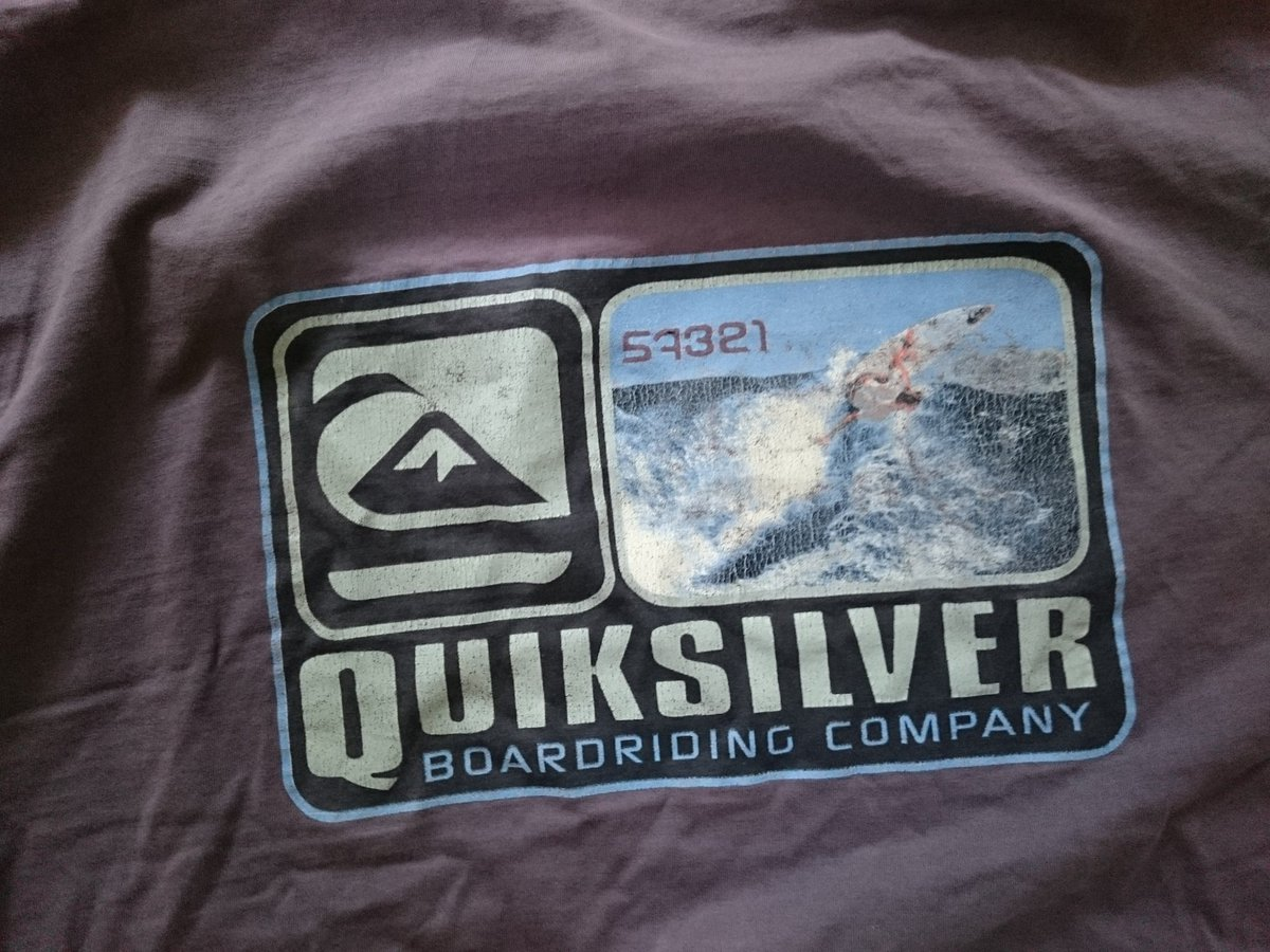 test Twitter Media - Retired this tee today. Not my oldest, but had it for 23 years. What's your longest serving clothing item? #tshirts #clothes #value #fashion https://t.co/BAXIWMmbhp