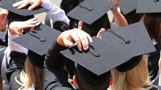 Belgium: Female students asked to wear low-cut tops to graduation