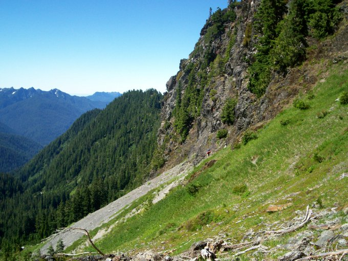 How Ancient Are Alpine Trails?